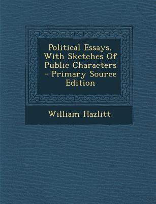 hazlitt political essays